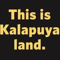 This is Kalapuya land