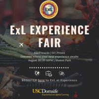 ExL Experience Fair