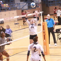 Wallace State Volleyball vs. Coastal Alabama-East & Snead State
