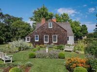 The Halsey Homestead: Ever Green