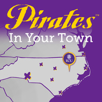 Charlotte Pirates In Your Town Event