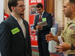 Fall Virtual Career + Internship Fair: Computing & Information