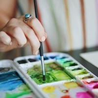 Botanical Watercolor: Effective Color Mixing: Online Class