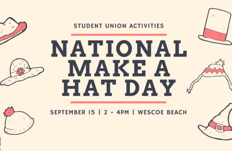 National Make a Hat Day