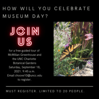 Smithsonian Magazine's Museum Day 2021 – September 18 Guided Tour