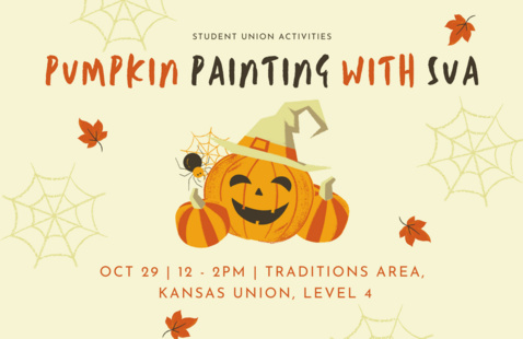Pumpkin Painting with SUA