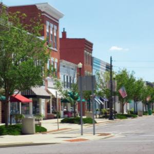 Downtown BG