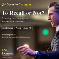 To Recall or Not? Assessing the Campaign to Recall Gavin Newsom