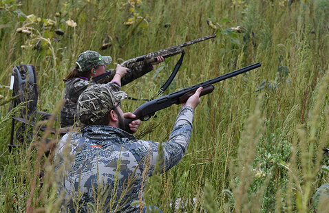 Learn to Hunt: Dove, Goose Pond FWA