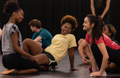 Get Moving With the Dance Program