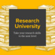 VIRTUAL: Research University: PubMed--Practice Makes Perfect!