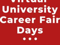University Career Fair Days