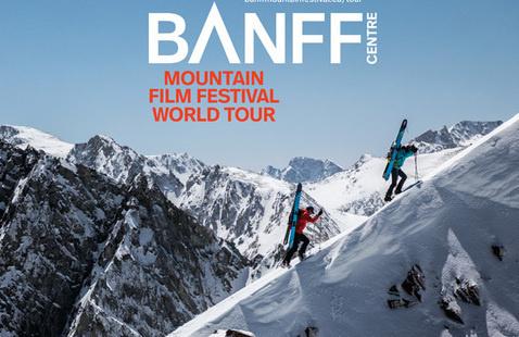 Banff Mountain Film Festival at Motorama
