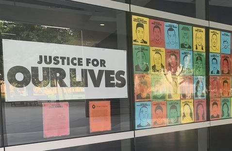 Justice for Our Lives Exhibit