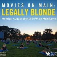 Movies on Main: Legally Blonde