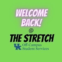 welcome Back- The Stretch
