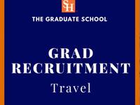 SHSU Grad Recruiter to attend Council for Opportunity in Education