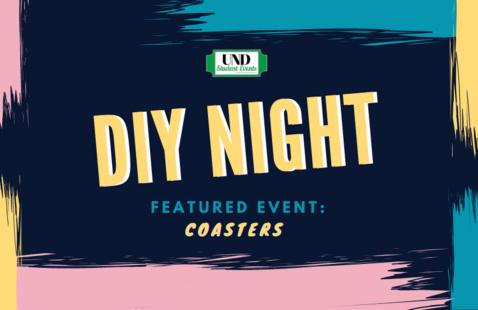 DIY Night: Coasters