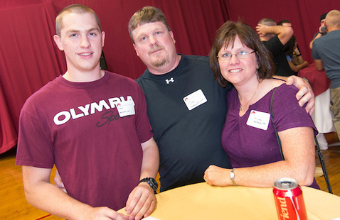 Rook and Family Reception