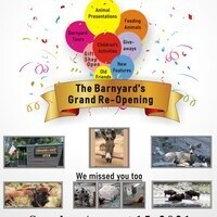 William S. Hart Park Barnyard Grand Re-Opening