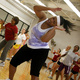 Cardio Dance Group Fitness Class