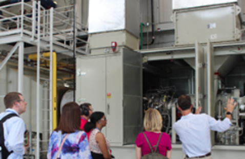 Centennial Campus Utility Plant Tour
