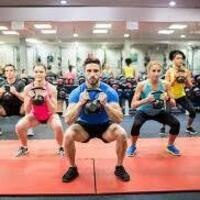 Bootcamp Group Fitness Class