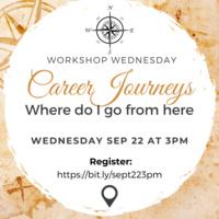 Career Journeys: Where do I go from here?