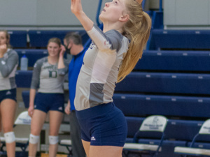 Charger Volleyball at Trevecca Nazarene