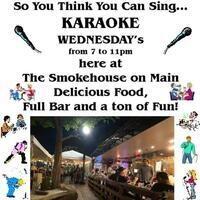 Karaoke at Smokehouse On Main