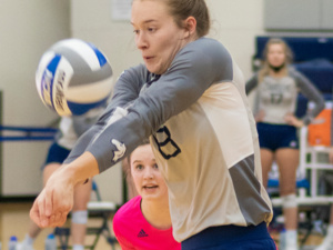 Charger Volleyball vs Cedarville