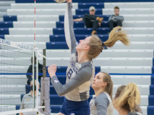 Charger Volleyball vs Ashland