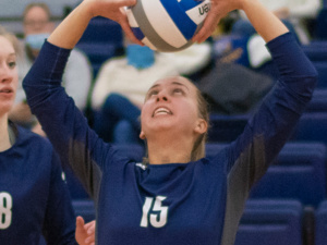 Charger Volleyball vs Ursuline