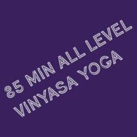 75 minute All Level Vinyasa Yoga