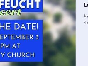 Free Sean Feucht Concert