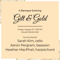 Gilt and Gold: A Baroque Evening