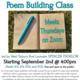 Online Poem Building Class