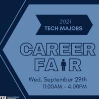 Tech Majors Career Fair