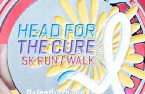 Head for the Cure 5K Run/Walk: Defeating Brain Cancer Step by Step