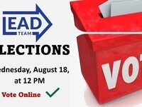 Meet The Candidates for Lead Team's Executive Board