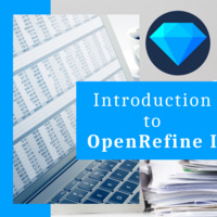 Introduction to OpenRefine I