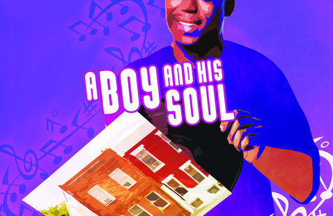 A Boy And His Soul by Colman Domingo