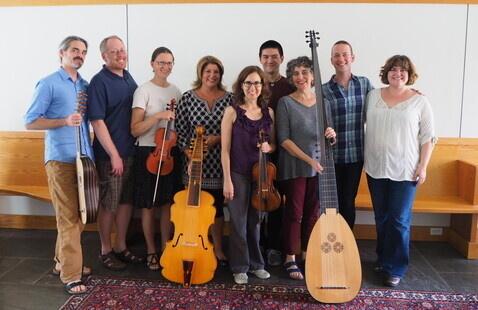 NYS Baroque - Triumph Now with Joy & Mirth