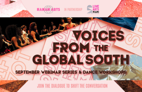 Shimmy, Shift, Pivot Workshop: Dance on and Off the Political Stage