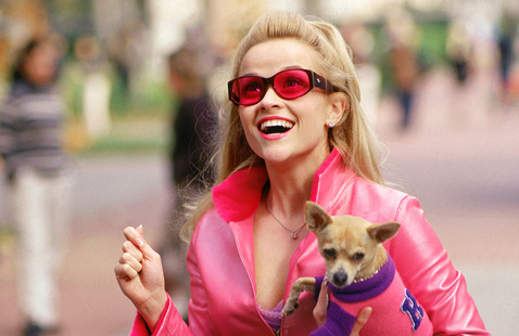 LEGALLY BLONDE 20TH ANNIVERSARY SCREENING + STYLE SWAP