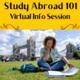 Study Abroad 101 Virtual Info Session