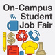 On-Campus Student Job Fair