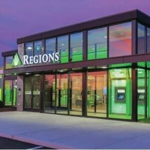 Lunch and Learn sponsored by Regions Bank