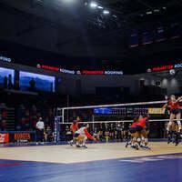 Liberty Volleyball vs. North Florida
