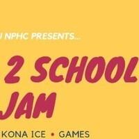 NPHC Back2School Jam